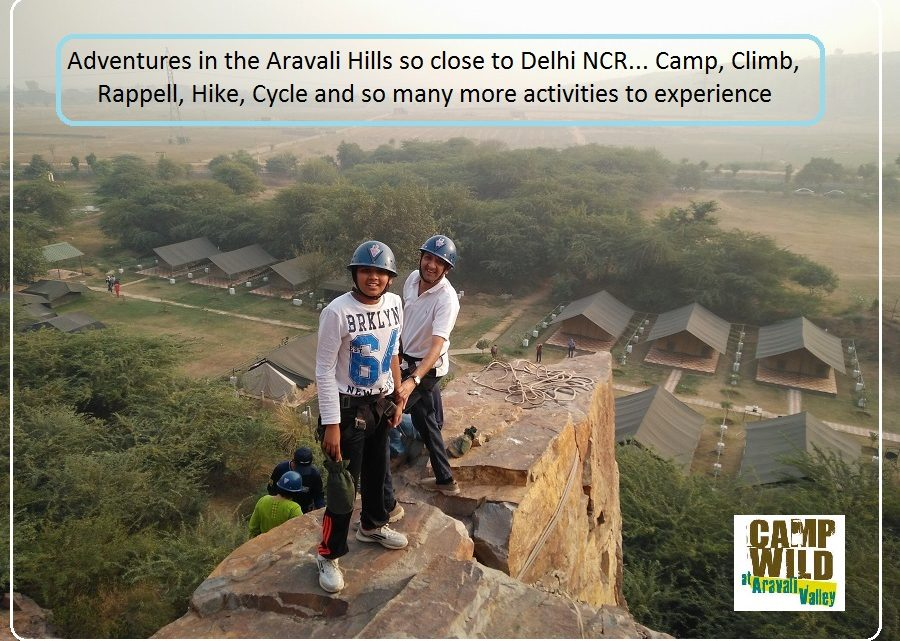 Corporate Team Outing With Adventure Activities At Dhauj Lake