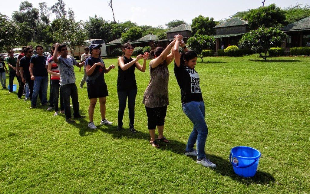 Top Team Building Outdoor Activities near Delhi NCR